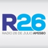 Radio 26 de Julio 1580 AM