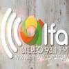 Radio Alfa 93.1 FM