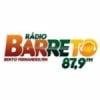 Rádio Barreto 87.9 FM