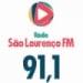 Rádio São Lourenço 91.1 FM