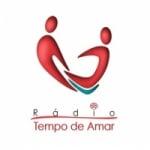 Logo da emissora Rádio Tempo de Amar