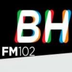 Logo da emissora Rádio BH 102 FM