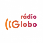 Logo da emissora Rádio Globo RJ 1220 AM 98.1 FM